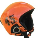 Casque ski occasion 45 orange