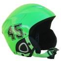 Casque ski occasion 45 vert