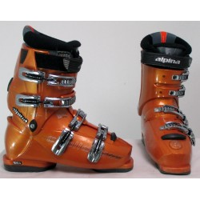 Chaussure de ski randonnée occasion Alpina Challenger