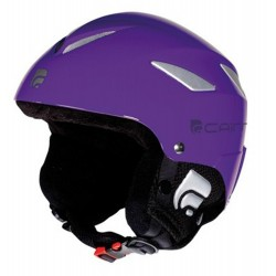 Casque Ski Cairn Orion U violet brillant