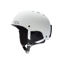 Casque Ski Smith Holt Matte white