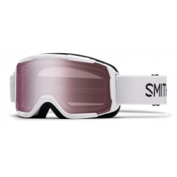Masque de Ski Smith Daredevil white