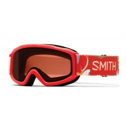 Masque de Ski  Smith Sidekick Fire animal kingdom