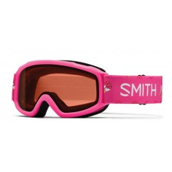 Masque de Ski  Smith Sidekick Pink sugarcone