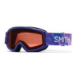Masque de Ski Smith Sidekick Ultraviolet dollop