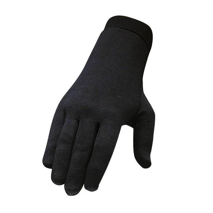 Sous-gants soie naturel