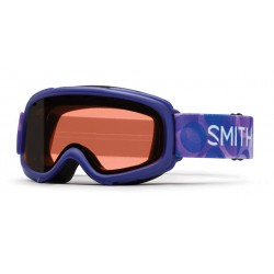 Masque de Ski  Smith Gambler Ultraviolet dollop