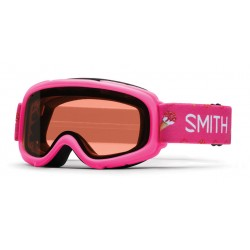 Masque de Ski  Smith Gambler Pink sugarcone