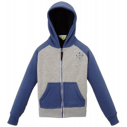 Sweat Homme WATTS Gaujy1 gris bleu n°118