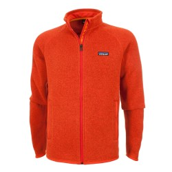 Polaire PATAGONIA M's Better Sweater orange n°134