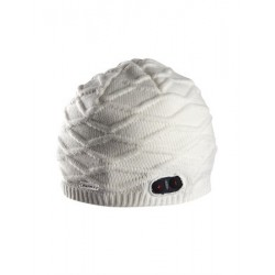 Bonnet chauffant Therm-ic Power beanie IC 1300 BLANC