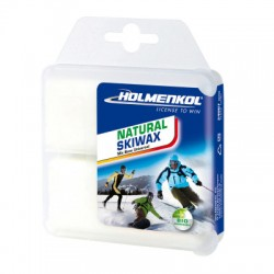 Fart Holmenkol NATURAL SKI WAX 2x35gr