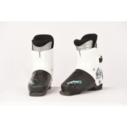 Chaussure ski junior occasion wed'ze RNS 30 noir/blanc