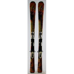 Ski occasion Nordica Axana orange  + Fixation
