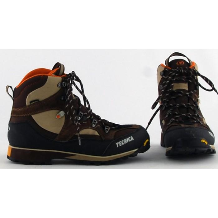 Chaussure de randonnée Tecnica trek speed gtx ms marron