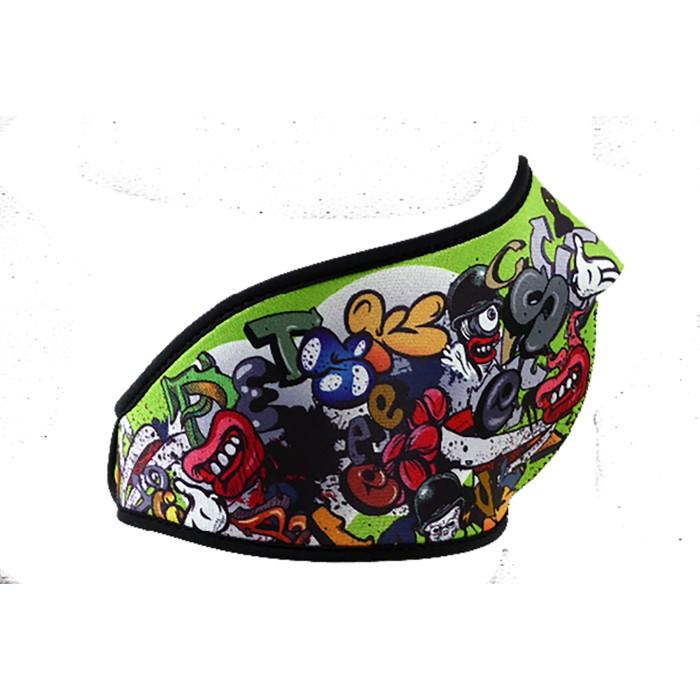 Neopren-Maske Erwachsene Farbe 26