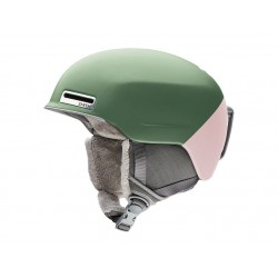 Casque Ski Smith Allure Matte Patina Split