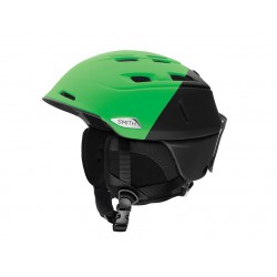 Smith Camber Skihelm Matte reactor split