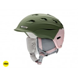 Casque Ski Smith Vantage Women's Mips Matte dusty pink patina