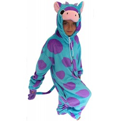 Mujer / Adolescente FUN Polar Fleece Riding Suit 1