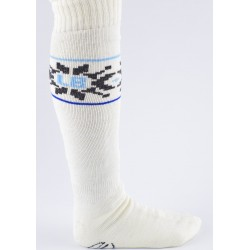 Light Beige Longboard Sock