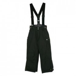 Pantalon Ski junior Peak mountain Emix noir n°151