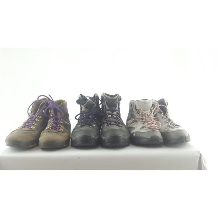 Zapato de senderismo / andar usado todas las marcas todos los modelos
