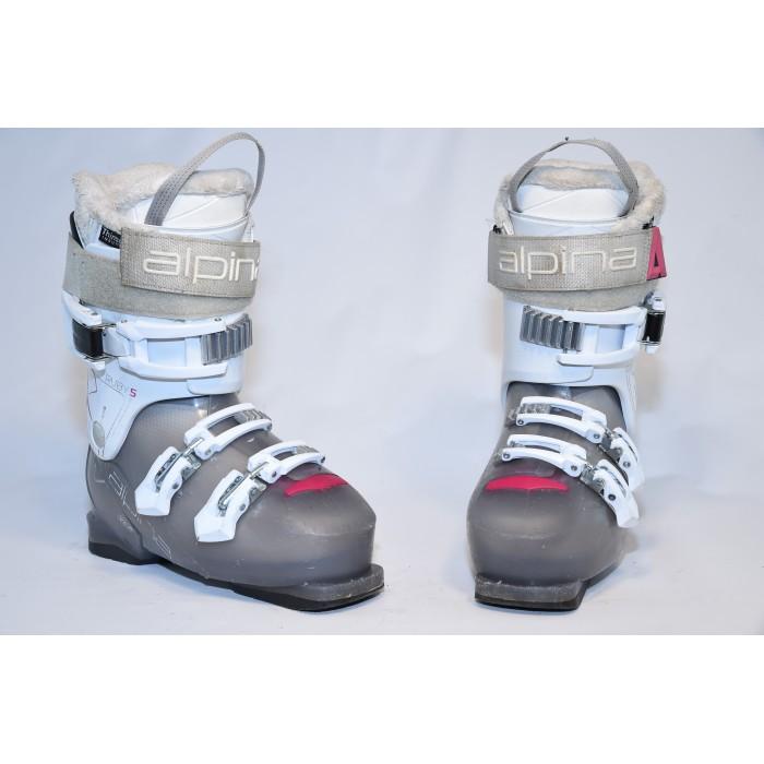 Chaussure de ski occasion Alpina Ruby 5