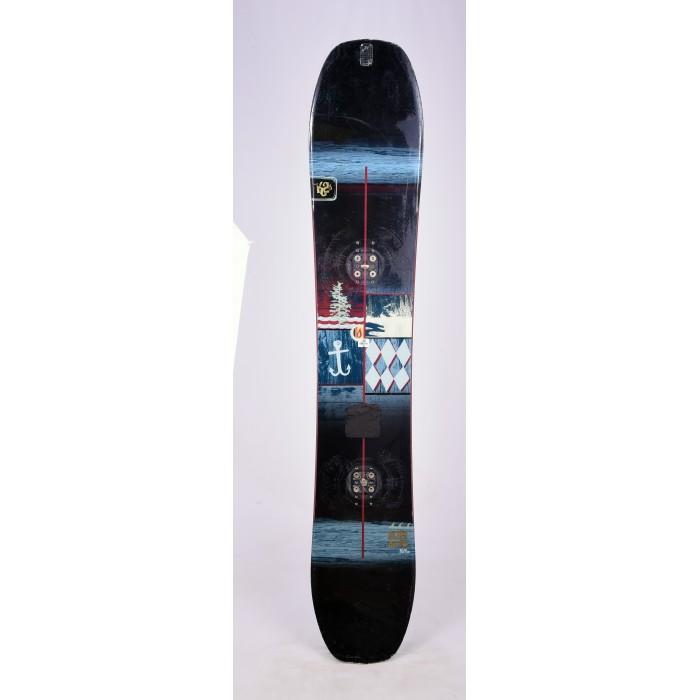 Snowboard occasion K2 Ultra Dream ancre 2ème choix + fixation coque