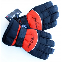 negro Storm Ski Glove, negro Storm Ski Glove para Hombres