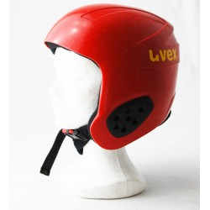 ski helmet Uvex black