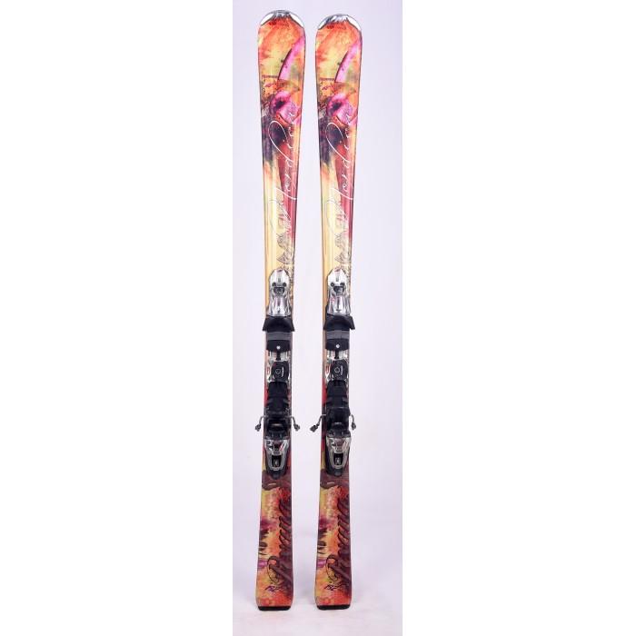 Ski occasion Nordica Axana violet  + Fixation