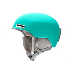 Skihelm Smith Allure Damen Mintgrün 1b