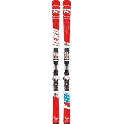 Ski junior neuf  Rossignol Hero FIS GS pro + Fixation Axial 3