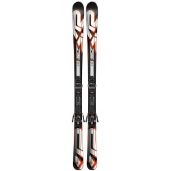 Ski K2 Ikonic 78 TI phantom + fixations