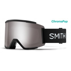 Masque de Ski Adulte Smith Squad XL Noir 1b