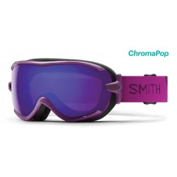 Smith Virtue Violet 9b Skimaske für Frauen