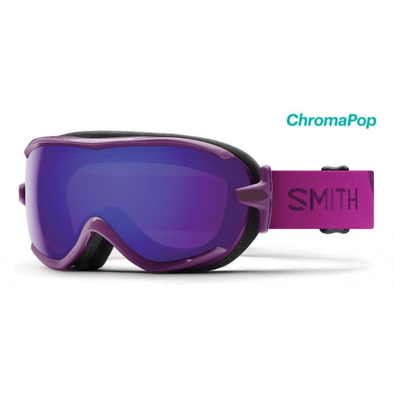 Masque de Ski Femme Smith Virtue violet 9b