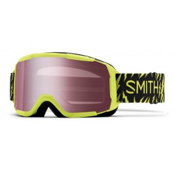 Masque de Ski Junior Smith Daredevil jaune 16b
