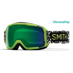 Masque de Ski Fille Smith Grom vert 20b