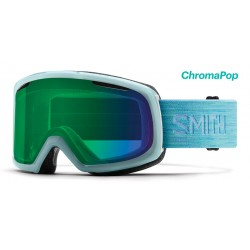 Masque de Ski Adulte Smith Riot blanc 31b