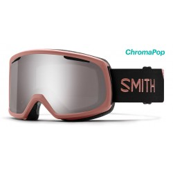 Masque de Ski Femme Smith Riot marron 33b