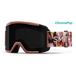Masque de Ski Femme Smith Squad marron 34b