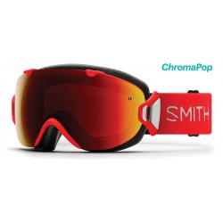 Masque de Ski Femme Smith I/OS rouge 38b