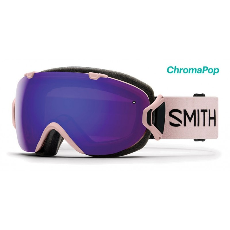 Masque de Ski Femme Smith I/OS rose 39b