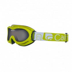 Masque de ski Cairn Junior Bug Shiny Light Green
