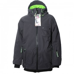 Veste Ski garçon WATTS Scoty anthracite 10337