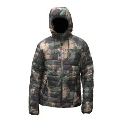 Junior JACKET WATTS Gorre camuflaje 10356