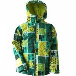Veste ski SUN VALLEY Show Green