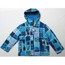 SUN VALLEY Boy Skijacke Youpi Blau 10375